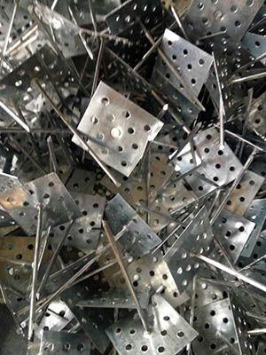 铝制保温固定钉